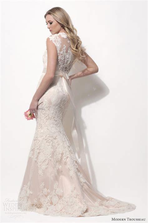 Modern Trousseau Spring 2014 Wedding Dresses   Wedding
