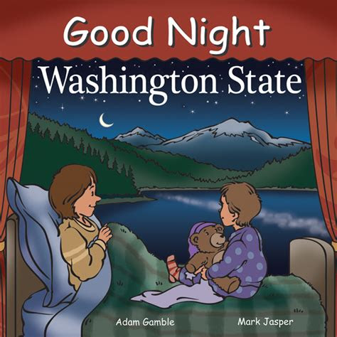 good night washington state good night books