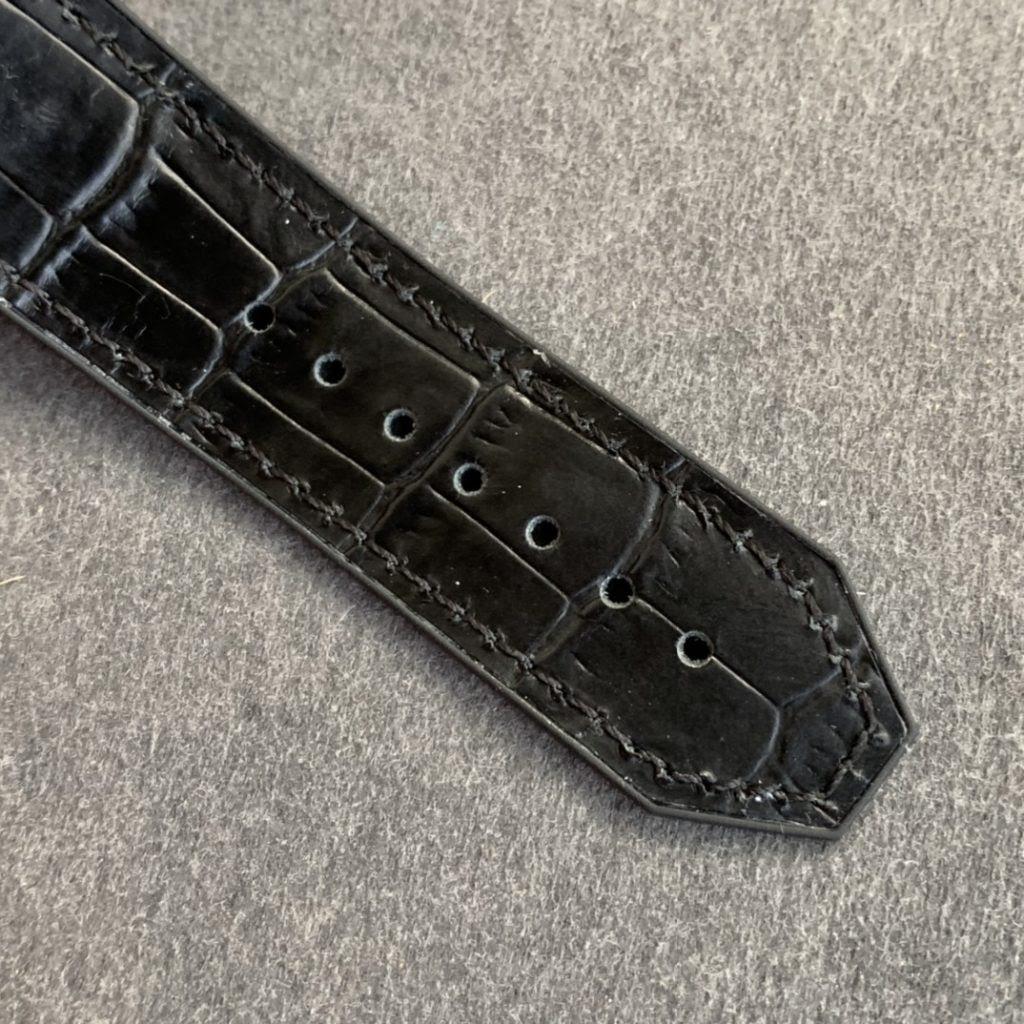 Hublot Classic Fusion Black Leather Strap