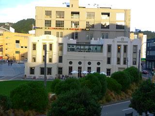 Free Ambulance Building, Wellington