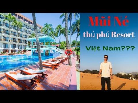 Mũi Né - Phan Thiết có đáng với danh xưng thủ phủ Resort của Việt Nam?