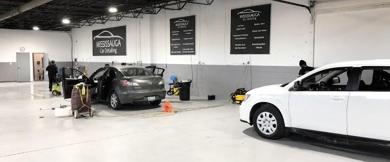Car Interior Detailing Mississauga