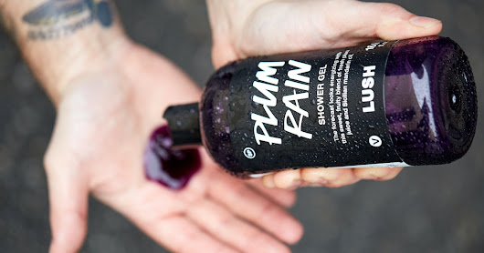 Here's How LUSH Is Turning Trash Into Packaging