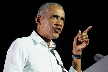 Obama says he would take Covid-19 vaccine if Fauci deems it safe.