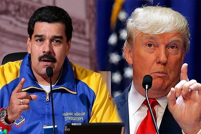 """Presidente venezolano denuncia """"campaña de odio"""" contra Donald Trump"""