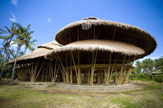The Green School / PT Bambu | ArchDaily