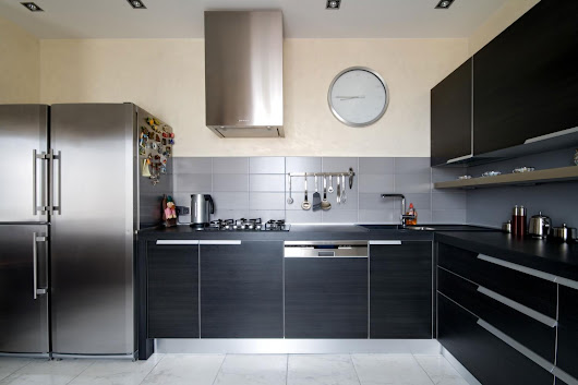 6 Popular Modern Kitchen Colors