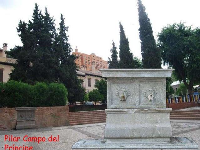 Pilares de Granada