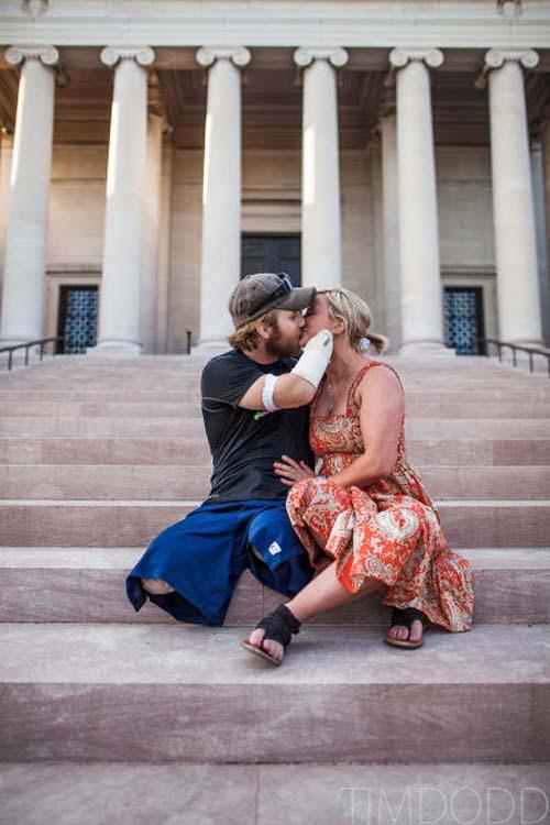 Μια συγκλονιστική ιστορία αληθινής αγάπης μέσα από φωτογραφίες (9)