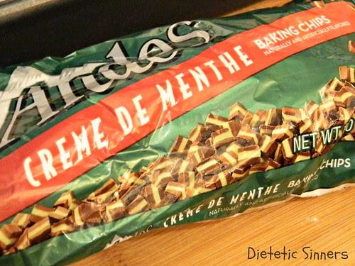 Minty Chocolate Bark