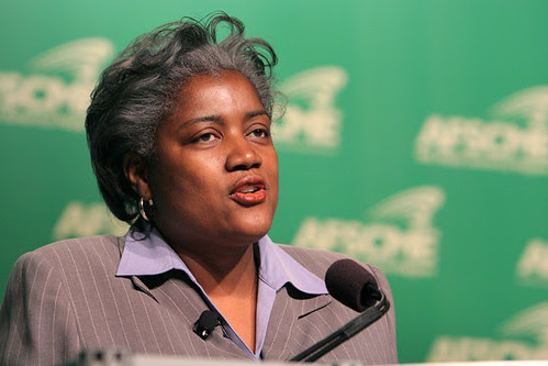 In SF CNN's Donna Brazile  Is Guest At Obama Fundraiser July 15th, Palace