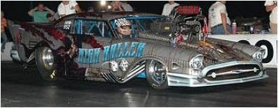 Carbon Fiber Shop 57 Chevy