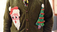 Ugly Sweater Party at the Carroll Arts Center [Pictures]