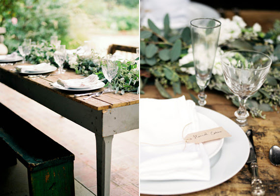 Spring garden wedding ideas | Cocktail + Dinner Parties, Details + ...