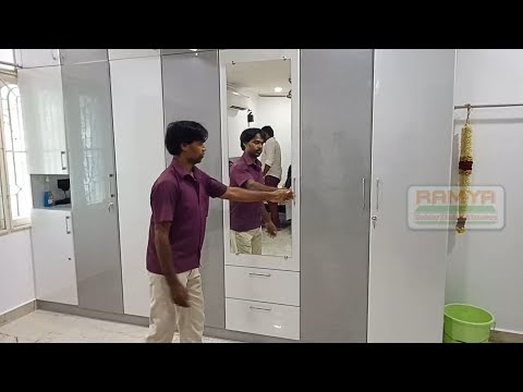 Ramya Modular Kitchen, Our Client Mr. Manoj Porur Chennai