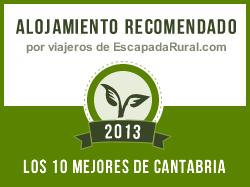 La Hacienda de María, alojamiento rural recomendado en Cantabria (Potes)