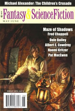 The Magazine of Fantasy & Science Fiction, May/June 2012