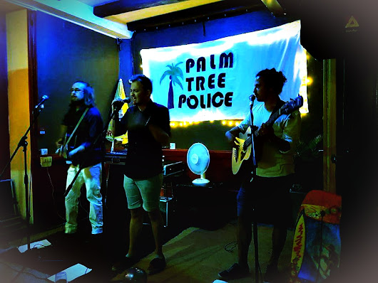 Palm Tree Police | Live | The Green Man Inn