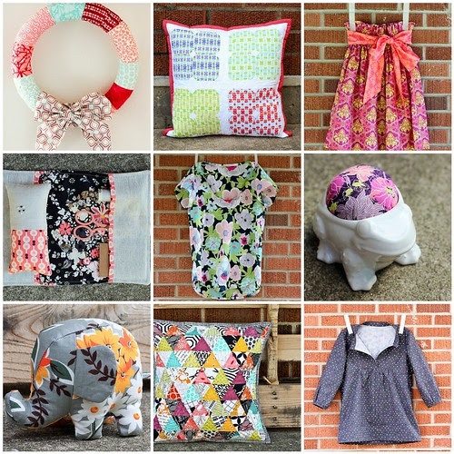 Favorite Sewing Projects of 2012 by Jeni Baker
