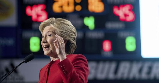Hillary Clinton is your next tech president