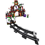 LEGO DC Universe Super Heroes The Joker's Evil Funhouse [Without Minifigures Loose]