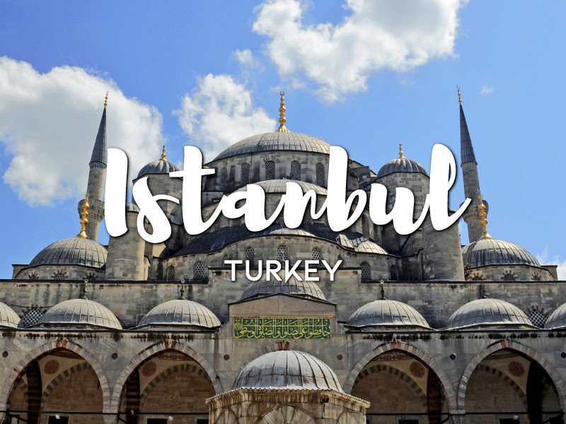 One day in Istanbul itinerary  Top things to do in Istanbul, Turkey