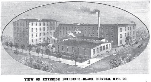 Exterior of Factory