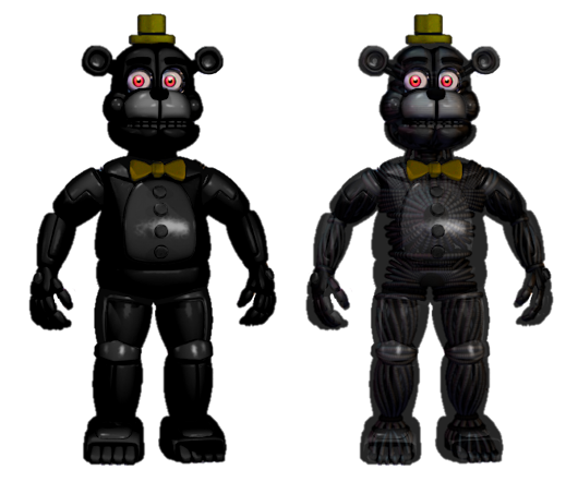 Image: Funtime (funtime nightmare edit) : fivenightsatfreddys
