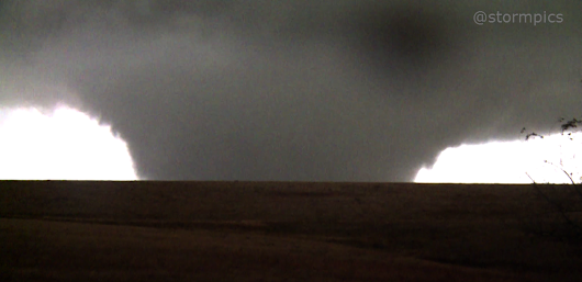 November 2015 High Plains tornado outbreak was rare and historic for the region