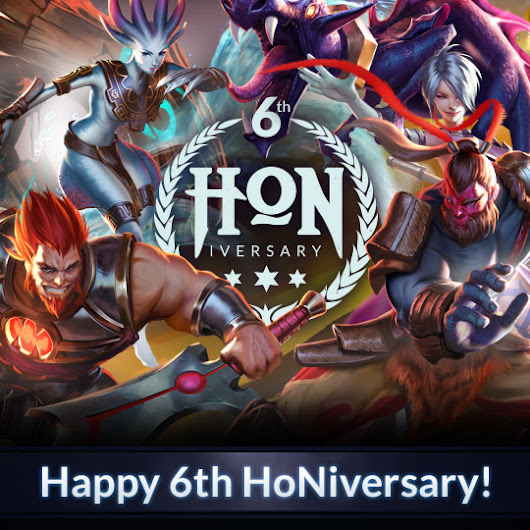 6th HoNiversary Sweepstakes
