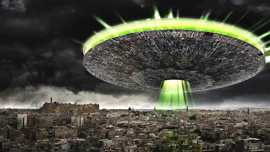 Alien World To Help Out Syria Since This One Refuses To