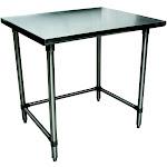 "BK Resources VTTOB-3030 Work Table, 30""W x 30""D"