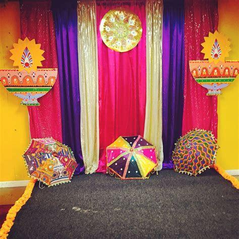 Bollywood Diwali Party Photo booth backdrop   Wedding