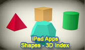 iPad Apps: Solids Elementary HD by Synergy-IT.
