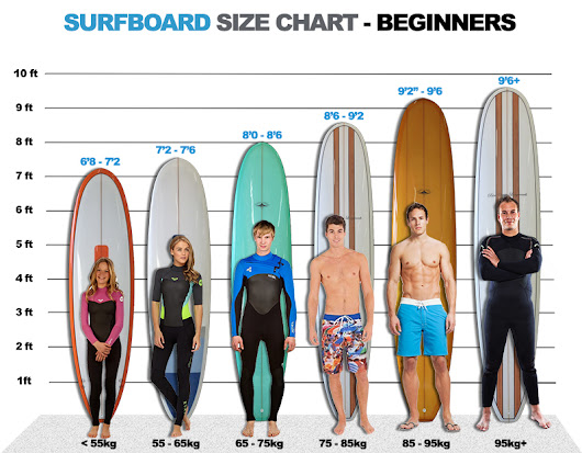 Choosing a Surfboard for a Beginner