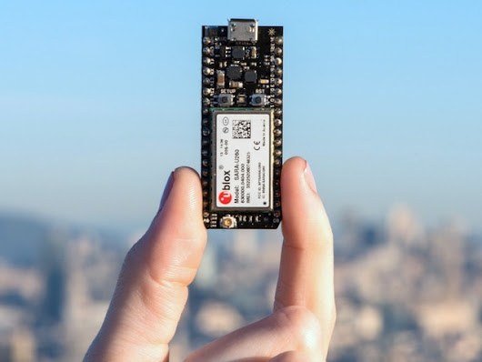 Spark Electron: Cellular dev kit with a simple data plan by Spark IO — Kickstarter
