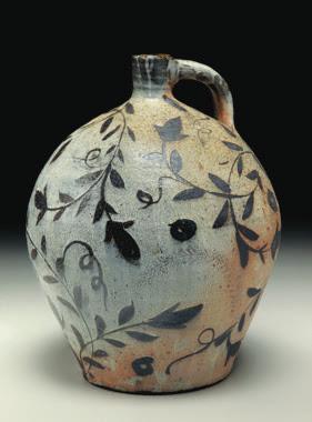 Michjae Kline Pottery, Jug, 2011