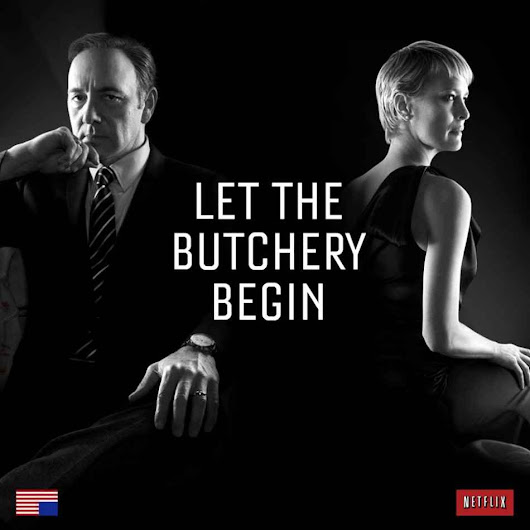 How To Watch House of Cards Season 4 On Netflix Outside US