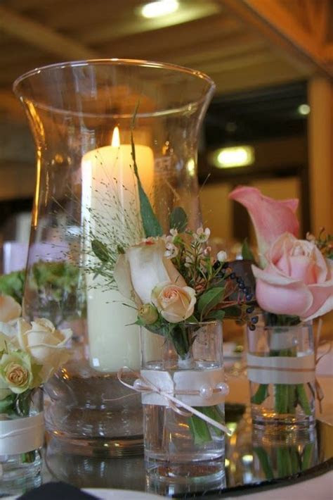 1000  images about Centre piece flowers & table