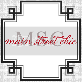 La Dolce Vita: Dream Home: Main Street Chic