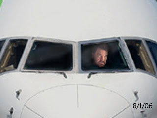 Frakes on a Plane