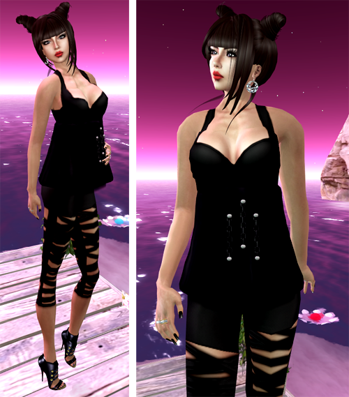 -Glam Affair- [ELEMENT] - LAURE Dress