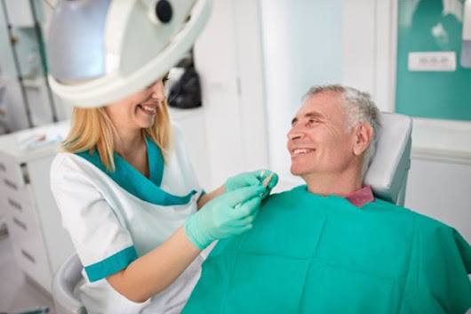 Houston Elder Dentist Reveals Four Signs That Your Partial Dentures Need Adjustment