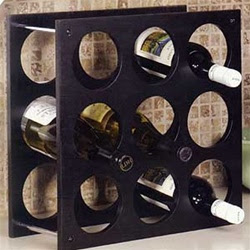 Kitchen Cabinet Wine Racks