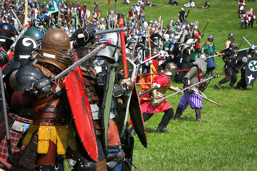 Pennsic War draws 10,000 for medieval reunion and battle. Every year.  - NEXTpittsburgh