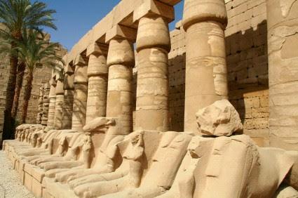 The Rams of Amon