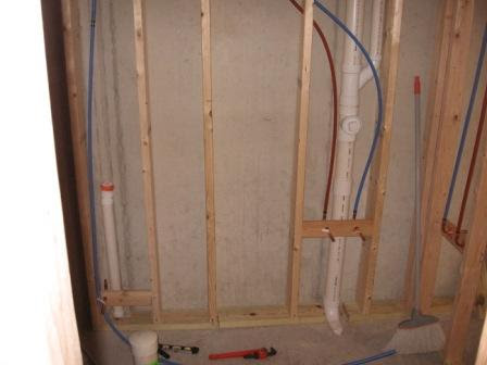Basement Bathroom plumbing - Ask Me Help Desk
