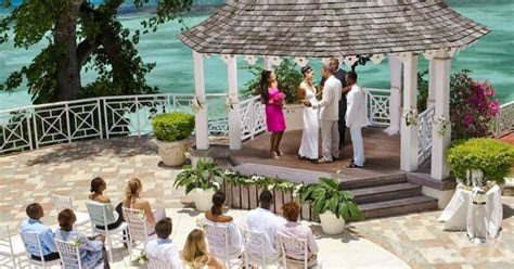 Have your dream destination wedding at Sandals Royal