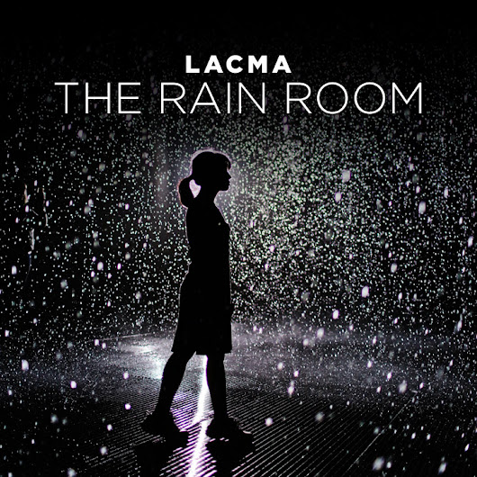 The LACMA Rain Room - Los Angeles - Local Adventurer