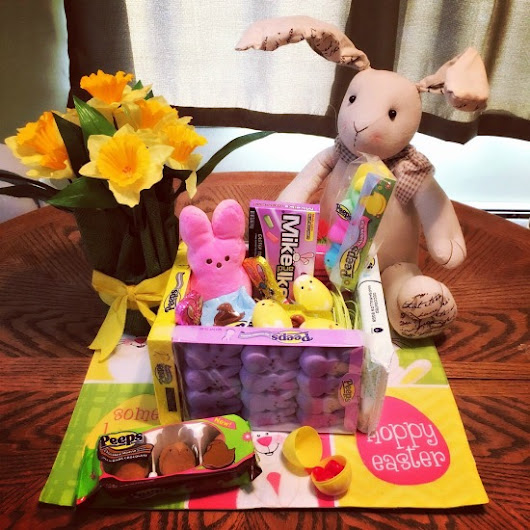 PEEPS... they're just not for Easter baskets anymore - She Scribes